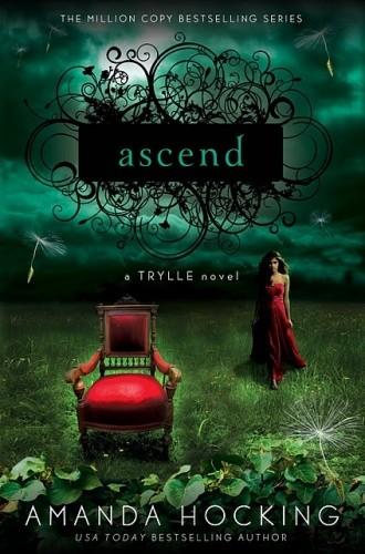 Okładka książki Ascend