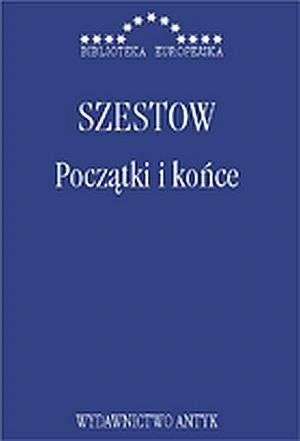 Okładka książki Początki i końce