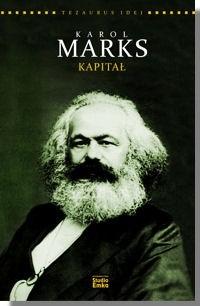 Okładka książki Karol Marks. Kapitał