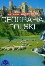 Okładka książki Geografia Polski. Pytania i odpowiedzi