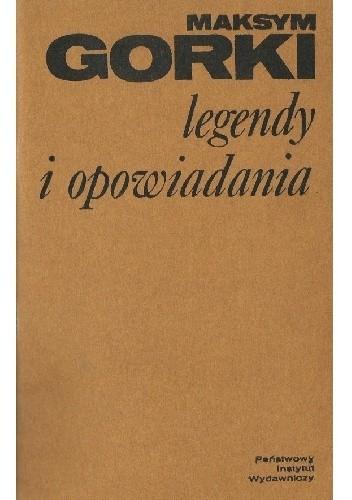 Okładka książki Legendy i opowiadania