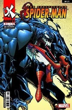 Okładka książki Spectacular Spiderman #2