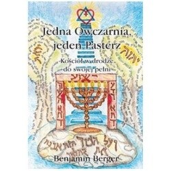 Okładka książki Jedna Owczarnia, jeden Pasterz