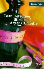 Okładka książki The Best Detective Stories of Agatha Christie