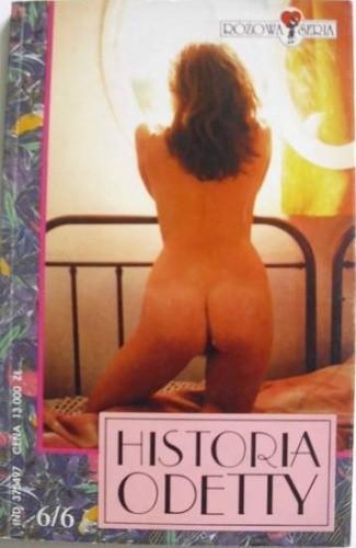 Okładka książki Historia Odetty