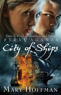 Okładka książki Stravaganza. City of Ships
