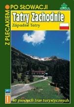 Okładka książki Tatry Zachodnie