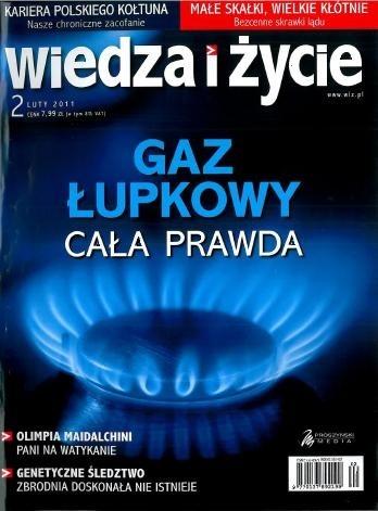 Okładka książki Wiedza i Życie 914 (02/2011)