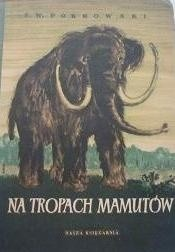 Okładka książki Na tropach mamutów