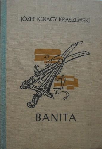Okładka książki Banita