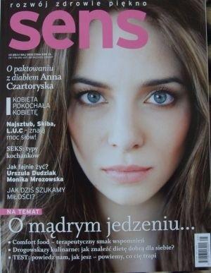 Okładka książki Sens, nr 5 (44) / maj 2012