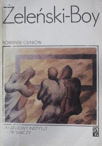 Okładka książki Romanse cieniów