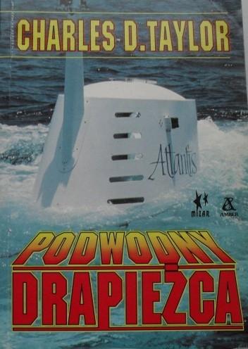 Okładka książki Podwodny drapieżca