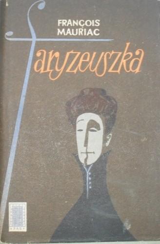 Okładka książki Faryzeuszka