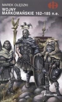Okładka książki Wojny markomańskie 162-185 n.e.