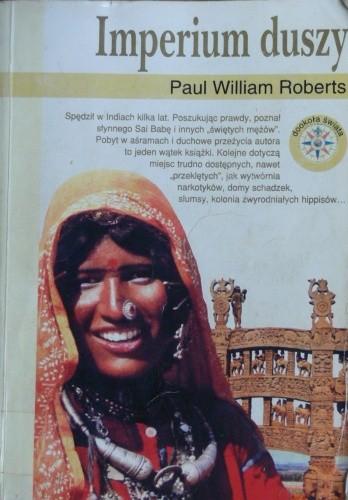 Okładka książki Imperium duszy