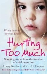 Okładka książki Hurting too much