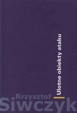Okładka książki Ulotne obiekty ataku