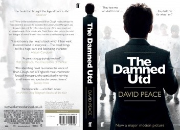 Okładka książki The Damned United