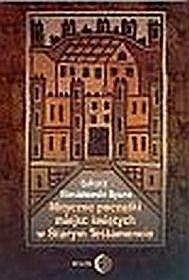 Okładka książki Mityczne początki miejsc świętych w Starym Testamencie