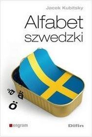 Okładka książki Alfabet szwedzki