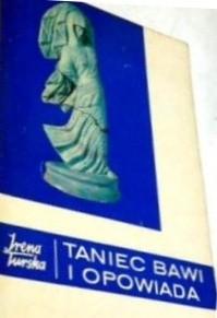 Okładka książki Taniec bawi i opowiada