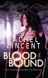 Okładka książki Blood Bound