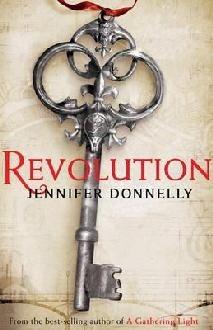 Okładka książki Revolution