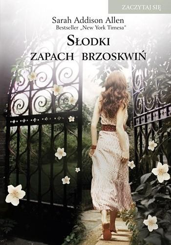 Okładka książki Słodki zapach brzoskwiń