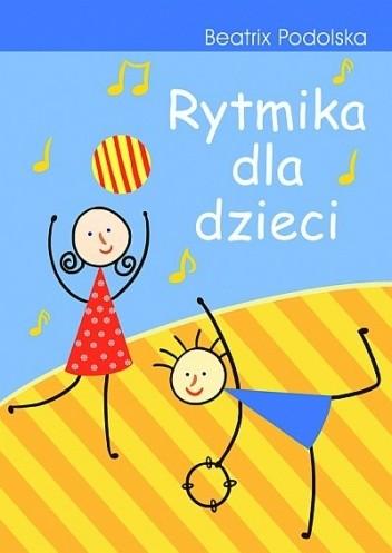 Okładka książki Rytmika dla dzieci