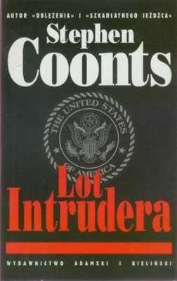 Okładka książki Lot Intrudera