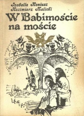 Okładka książki W Babimoście na moście