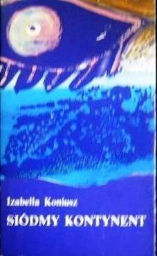 Okładka książki Siódmy kontynent