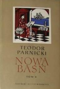 Okładka książki Nowa baśń. Cz. 2, Czas siania i czas zbierania