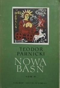 Okładka książki Nowa baśń. Cz. 3, Labirynt