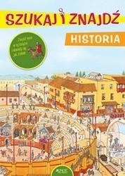 Okładka książki Szukaj i znajdź. Historia