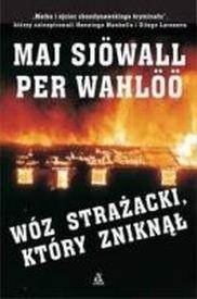 Okładka książki Wóz strażacki, który zniknął