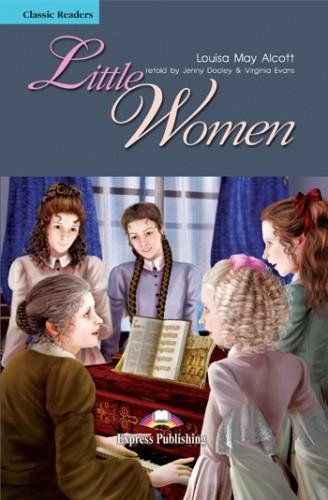 Okładka książki Little Women retold by Jenny Dooley & Virginia Evans