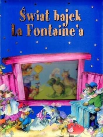 Okładka książki Świat bajek La Fontaine'a