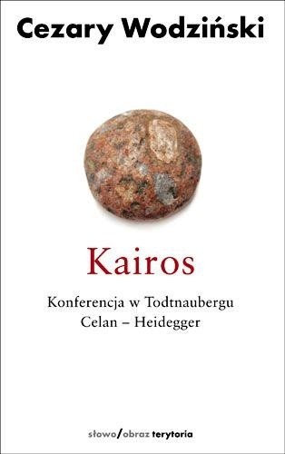 Okładka książki Kairos