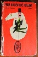 Okładka książki Fram niedźwiedź polarny