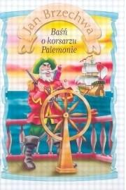 Okładka książki Baśń o korsarzu Palemonie