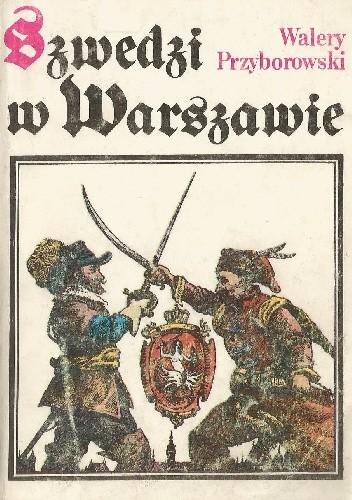 Okładka książki Szwedzi w Warszawie