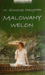 Okładka książki Malowany welon