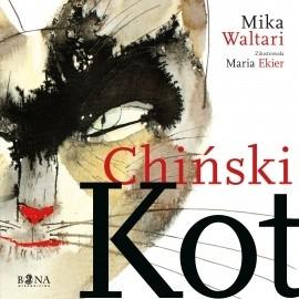 Okładka książki Chiński kot