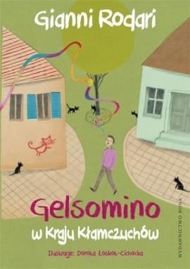 Okładka książki Gelsomino w Kraju Kłamczuchów