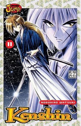 Okładka książki Kenshin, t. 11