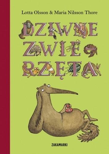 Okładka książki Dziwne zwierzęta