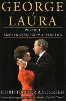Okładka książki George i Laura. Portret Amerykańskiego Małżeństwa