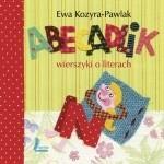 Okładka książki ABECADLIK. Wierszyki o literkach.